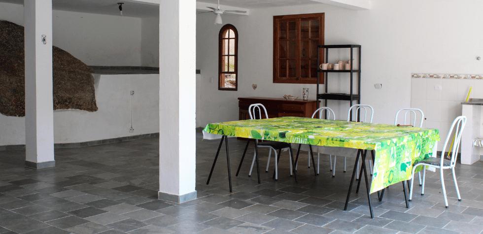 Casa com piscina em Ilhabela cozinha