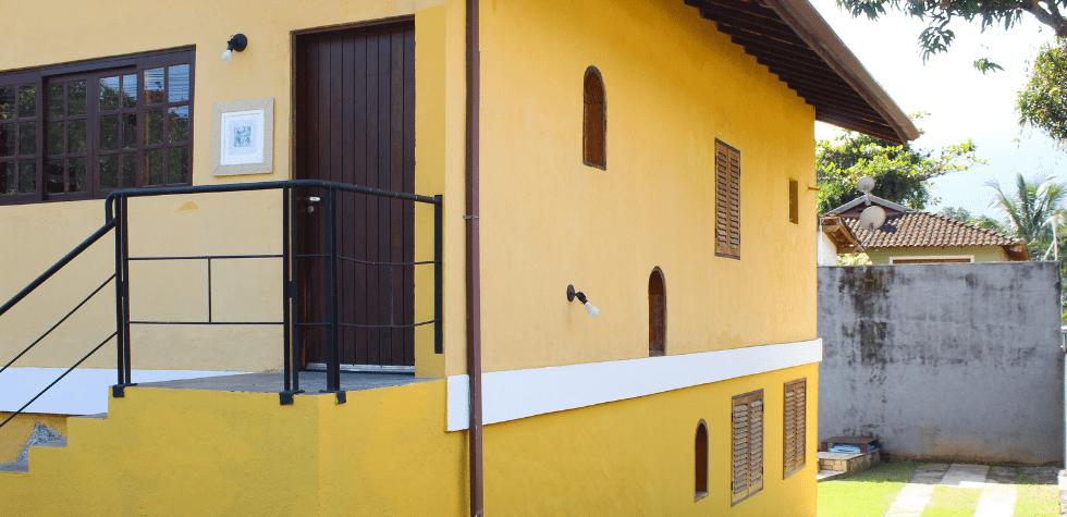 Casa com piscina em Ilhabela vagas