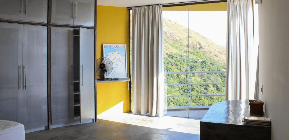 Casa de alto padrão em Ilhabela suite principal
