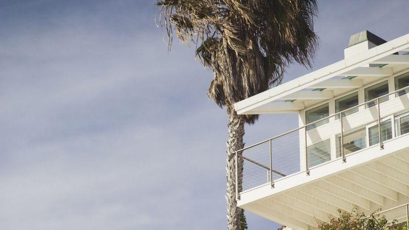 Casas de praia estilo contemporaneo